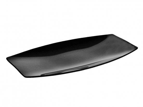 Dobreff Design Carbon Fiber Rectangular Angled Tray