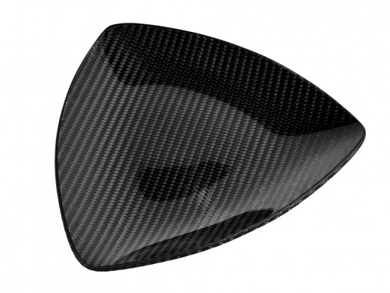 Dobreff Design Carbon Fiber Triangle Plate - Small