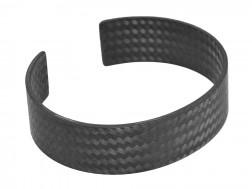 Carbon Touch Carbon Fiber Bracelet - Large