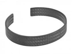 Carbon Touch Carbon Fiber Bracelet - Small
