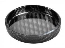 Dobreff Design Carbon Fiber Sauce Dish - Large