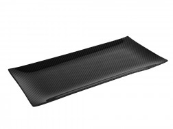 Dobreff Design Carbon Fiber Rectangle Plate - Medium