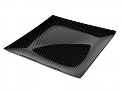 Dobreff Design Carbon Fiber Square Plate - Extra Large