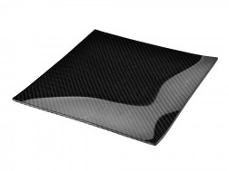 Dobreff Design Carbon Fiber Square Plate - Large