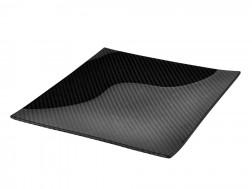 Dobreff Design Carbon Fiber Square Plate - Medium