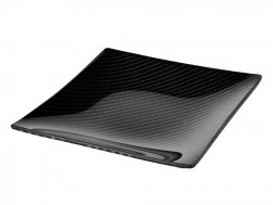 Dobreff Design Carbon Fiber Square Plate - Small