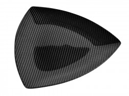 Dobreff Design Carbon Fiber Triangle Plate - Large