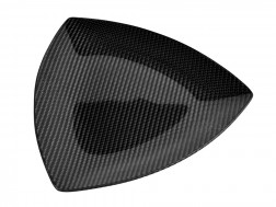 Dobreff Design Carbon Fiber Triangle Plate - Medium