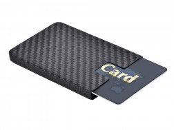 Carbon Touch Carbon Fiber Business Card Case