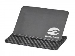 Carbon Touch Carbon Fiber Business Card Desk Stand